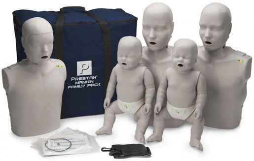 Prestan<sup>®</sup> Professional Family Pack CPR Manikins