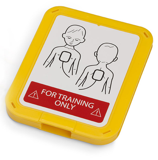 Carry Case for Prestan<sup>®</sup> Pediatric Training Pad Set, Yellow