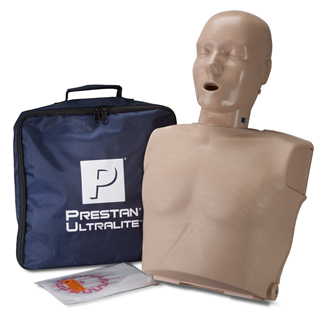 Prestan<sup>&reg;</sup> Ultralite<sup>&reg;</sup> Manikin with CPR Feedback, Single Manikin