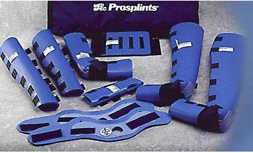 MED SPEC<sup>®</sup> Pediatric Prosplints, Semi, Full Arm