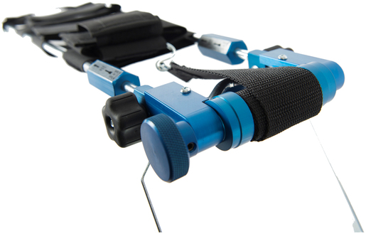 Faretec QD-3 and QD-4 Traction Leg Splint