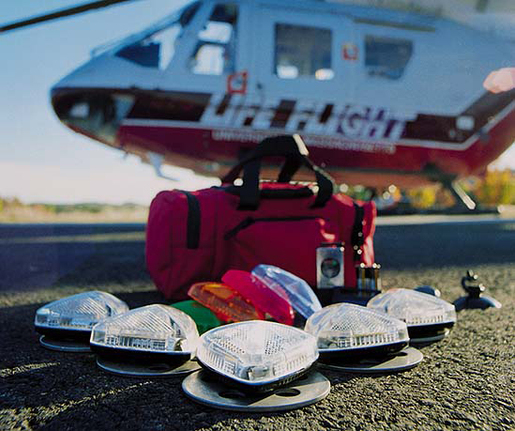 Priority 1 Life Safety Flight Site Landing Zone Kit, Complete