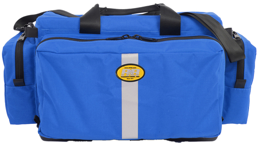R&B Pacific Coast Intermediate II Trauma Bag with Padded Dividers