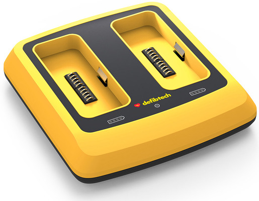 Defibtech Dual Battery Charger for Lifeline ARM