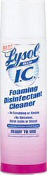 Lysol<sup>®</sup> Infection Control Foaming Disinfectant Cleaner, 24oz Can