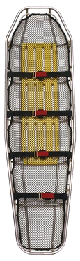 Ferno Titan Rescue Basket Stretcher, 2-piece, Stainless Steel, Tapered