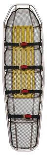 Ferno Titan Rescue Basket Stretcher, 2-piece, Stainless Steel, Tapered