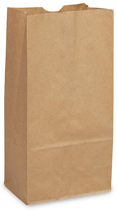 Kraft Paper Lunch Bags