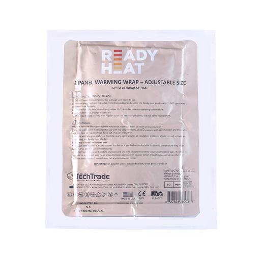 "TechTrade Ready-Heat<sup>™</sup> 1-panel Blanket, 16"" x 18"""