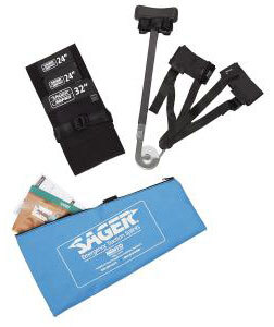 Sager<sup>™</sup> Emergency Bilateral Traction Splint