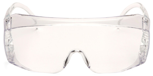 Pyramex<sup>®</sup> Solo Safety Glasses to Wear Over Prescription Glasses