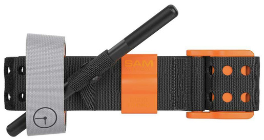 Curaplex<sup>®</sup> SAM XT Extremity Tourniquet, Orange