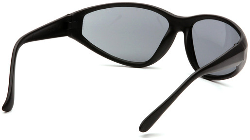 "Pyramex<sup>®</sup> ""The Zone"" Protective Eyewear Safety Glasses, Smoke Lens, Black Frame"