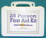 First Aid Kit, 25-person