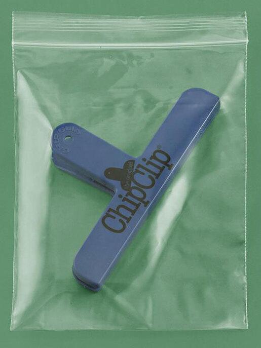 """Zip-top Recloseable Bags, 6"""" x 8"""", 2mL"""