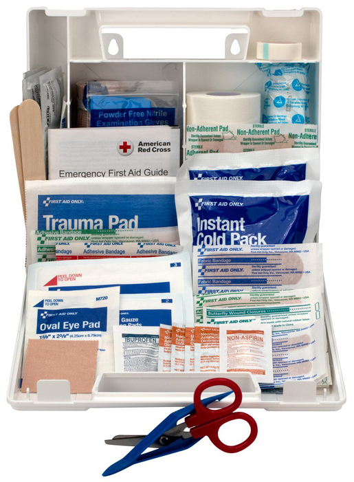 First Aid Only<sup>®</sup> Sports First Aid Kit