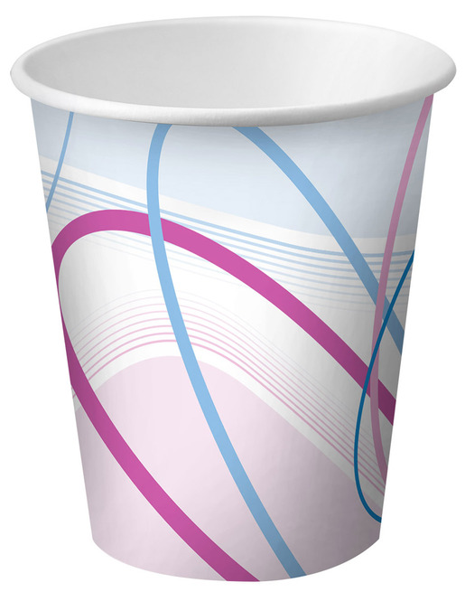 Dynarex<sup>®</sup> Disposable Paper Cups, Flat Bottom, 5oz