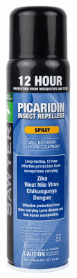 Sawyer Premium Insect Repellent Spray with 20% Picardin, 3oz
