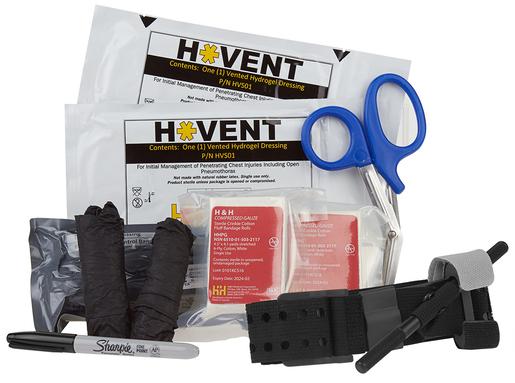 Curaplex<sup>®</sup> Stop the Bleed<sup>®</sup> Intermediate Kits
