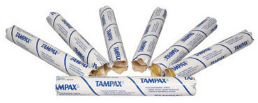 Tampax<sup>®</sup> Tampons for Vending Machine/Dispenser