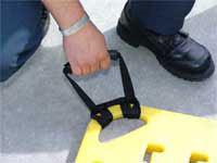 Thomas EMS Safety Handle
