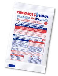 "Therma-Kool Reusable Cold/Hot Pack, 4"" x 6"""