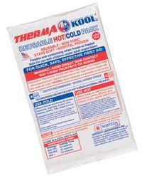 "Therma-Kool Reusable Cold/Hot Pack, 6"" x 9"""