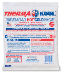 "Therma-Kool Reusable Cold/Hot Pack, 8"" x 10"""