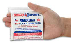 Therma-Kool<sup>®</sup> Fing-R-Pack<sup>™</sup> Hot/Cold Compress