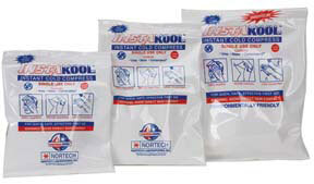 "InstaKool Disposable Instant Cold Compress, 5"" x 7"""