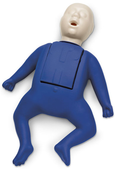 Nasco CPR Prompt<sup>®</sup> Training and Practice Manikins, Infant, Blue