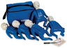 Nasco CPR Prompt<sup>®</sup> Training and Practice Manikins, Infant 5-pack, Blue