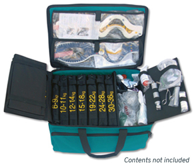 Thomas EMS Pediatric Pack (Supplies not Included)