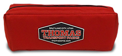 Thomas Insulated Red Drug Case for ChillCore, Small