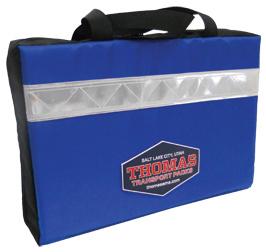 Thoma EMS Intubation Kit, Blue/Black