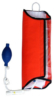 Thomas EMS Insulated IV Pressure Infuser Bag for ChillCore