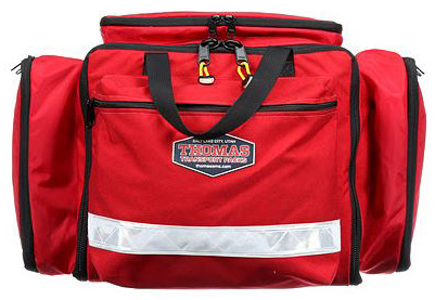 Thomas EMS Aeromed Pack, Advanced, Red