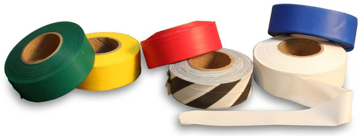 Conterra Triage Tape, 300' Roll, Red, Blue