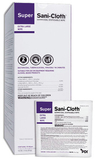 PDI<sup>®</sup> Super Sani-Cloth<sup>®</sup> Germicidal Disposable Wipe, Individual Packets
