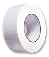 "Duct Tape Roll, White, 2"" x 60yd"