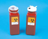 "Maxxim Medical Sharps Disposal Container, 10qt, Red, 15""H x 6""L x 10""W"