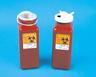 "Maxxim Medical Sharps Disposal Container, 10qt, Red, 11""H x 9""L x 12""W"