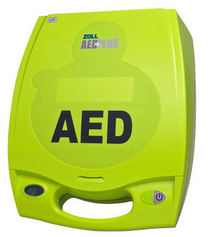 Zoll AED Plus Semi-Automatic