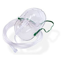 Medium Concentration Oxygen Masks